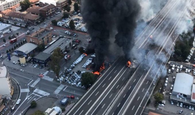 Iori: Vicinanza e cordoglio alle vittime, grazie ai vigili del fuoco e alle forze dell'ordine