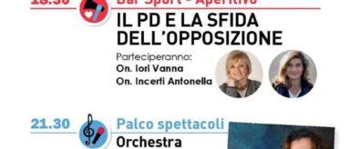 28 luglio – Festa del Pd a Campagnola Emilia