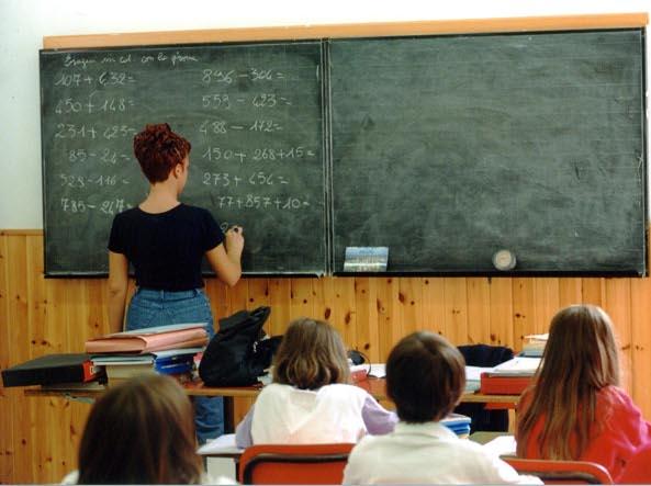 Insegnanti non ci si improvvisa