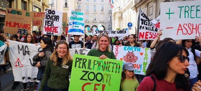 There is no planet B: un richiamo dei ragazzi alla politica