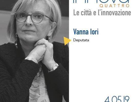 4 Maggio – Innòva, le città e l'innovazione
