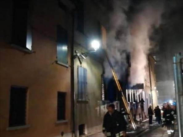 Mirandola. Oggi giorno di dolore. Stop a propaganda Salvini