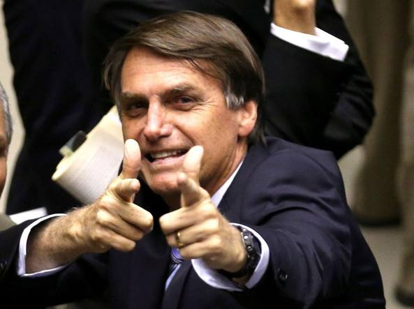 Bolsonaro, i sovranisti e l'odio per la cultura e la libera informazione