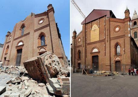 Dai terremoti si può rinascere