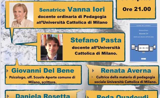 """17 aprile – Iniziativa a Milano con circolo Pd """"Don Milani"""" sul cyberbullismo"""